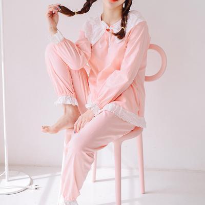 SW95 레이스프릴파자마 프릴잠옷 잠옷세트 CH1388949