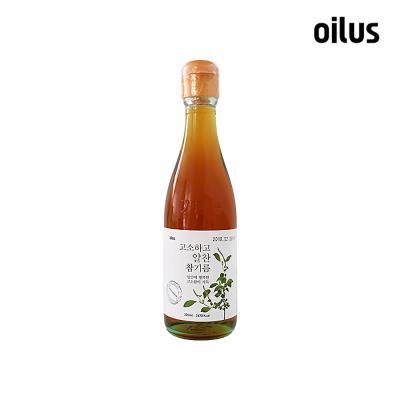 [오일러스] 고소하고 알찬 참기름 (중국산) 300ml