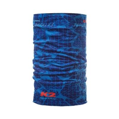 K2 동계용 멀티스카프 렉워머 블루