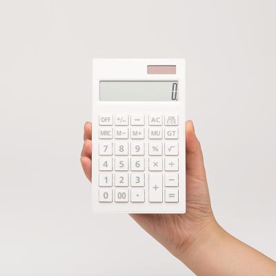 단순생활 심플 데스크 전자계산기