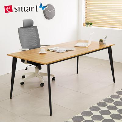 [e스마트] 철제 책상테이블 1800x600 디자인프레임