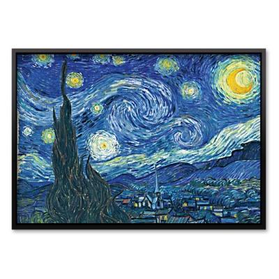 1000조각 야광퍼즐▶ 별이 빛나는 밤 (BN10-051)
