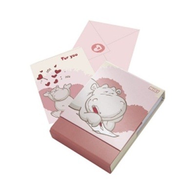 NICI_카드세트(10pcs)-하마 28184