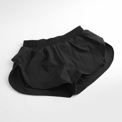 슬림바디 트레이닝 핫팬츠(블랙) (S)