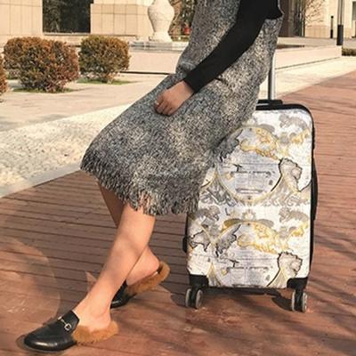 독특한 디자인 소형 개인 여행 기내 캐리어 선택 20호