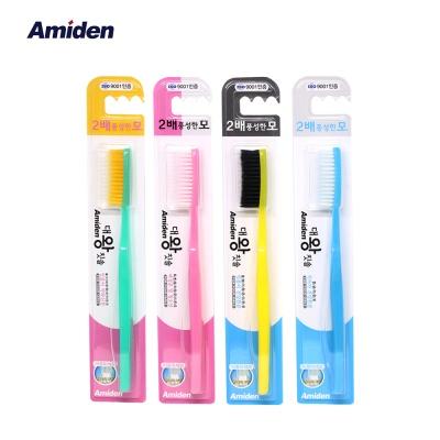 아미덴 대왕칫솔 12개 (색상랜덤)