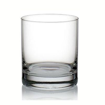 [마누크리스탈]베이직 심플 G1230 언더락잔(2P) 물잔 다용도잔