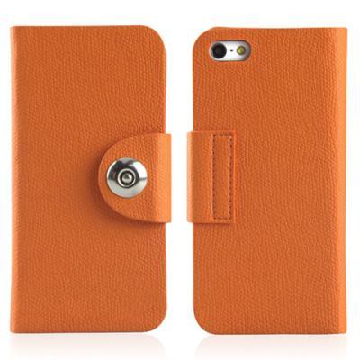 아이폰 5용 리사 플립케이스 (오렌지)