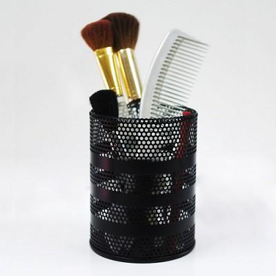 씨클라우드 메탈바스켓(대형) 펜꽂이 연필꽂이 빗통 화장용소품수납 화장솔수납 새로운 컵셉의 판촉물 기념품