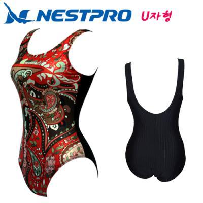 네스트프로 여성 수영복 NBFU509