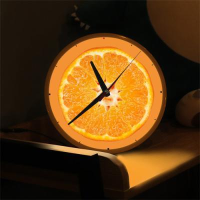 ng134-LED시계액자25R_새콤달콤귤오랜지레몬트리오