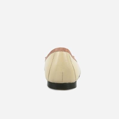 [피에스메리제인]3333-2 Header-Bow SkinBeige