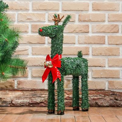 50cm 크리스마스 루돌프 사슴 장식