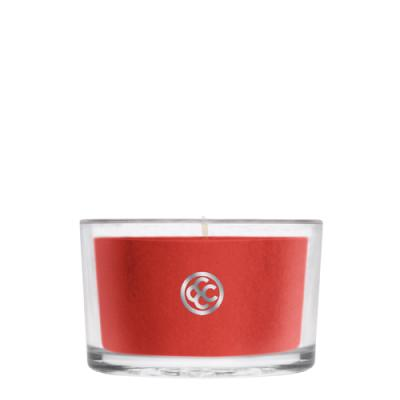 COLONIAL CANDLE 847글래스 티라이트 캔들 시나몬 계피