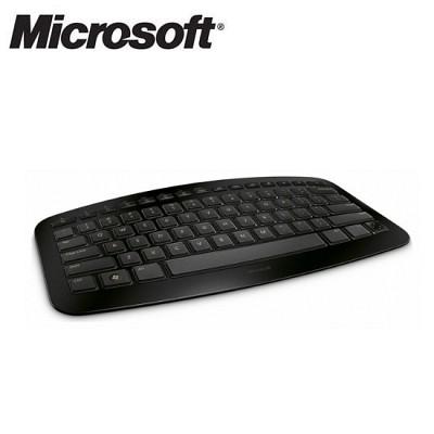 마이크로소프트 무선 미니 키보드 Arc Keyboard (USB / 팬터그래프 / 2.4GHz / 아크 / 나노리시버 / 파우치)