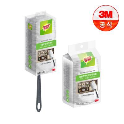 [3M]뉴 다용도 먼지떨이 핸들+리필 6입