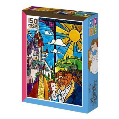 디즈니 미녀와 야수 150피스 직소퍼즐