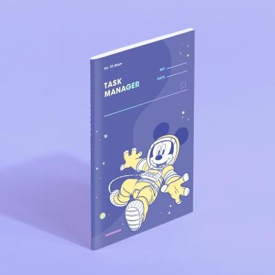 [디즈니] 태스크 매니저 31DAYS - 미키 (우주인)