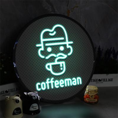 no662-LED액자45R_커피맨