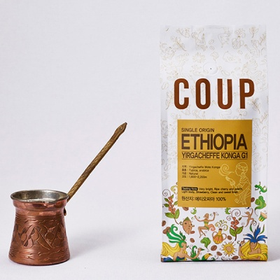 에티오피아 예가체프 싱글오리진 원두200g