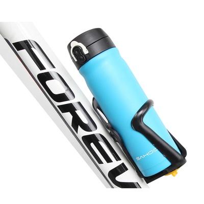 조절형 자전거 물통케이지(블랙) 자전거물통받침대