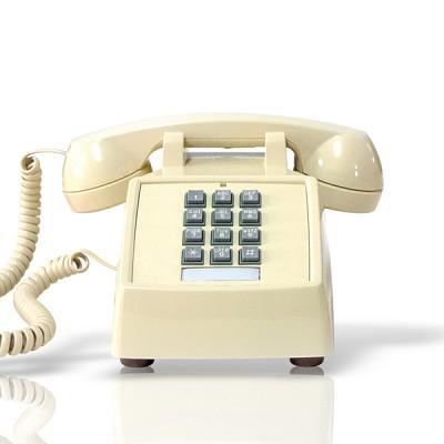 [코텔코] 코텔코 빈티지 데스크 유선전화기 아이보리