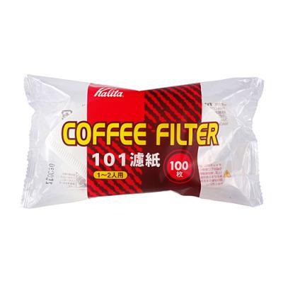 Whatcoffee칼리타 NK 101 필터 백색 100매