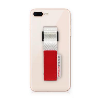 PB 아이폰8 플러스 그립감개선 고투명 TPU 벨트케이스