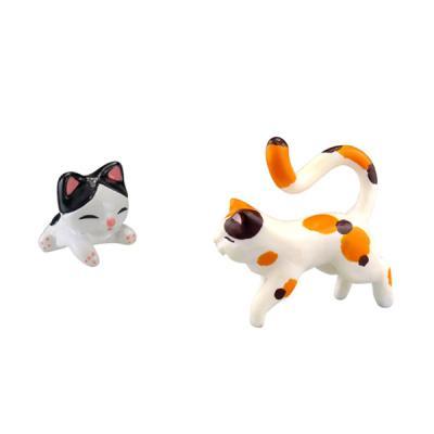 나노룸 고양이 피규어 세트2