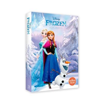 디즈니 겨울왕국1&2 홀로그램 엽서북 (30장)