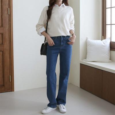 Good Classic Straight Jeans
