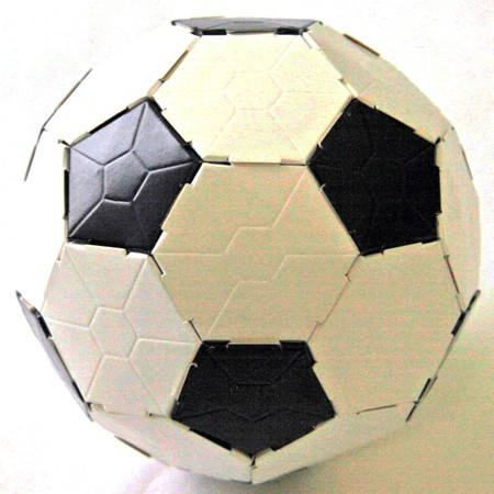 축구공(3D 퍼즐)