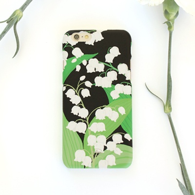 Flowers for open cardcase (오픈 카드케이스)