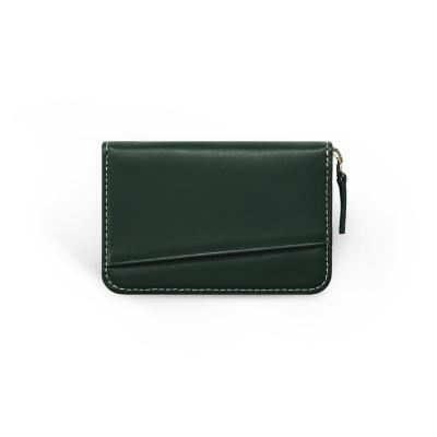 Take Pocket(지퍼형카드지갑) 딥그린