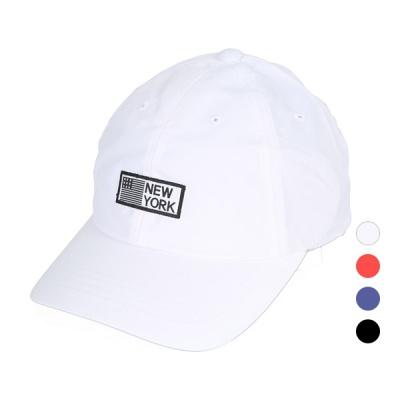 [디꾸보]성조기 뉴욕 롱스트링 볼캡 모자 AC568