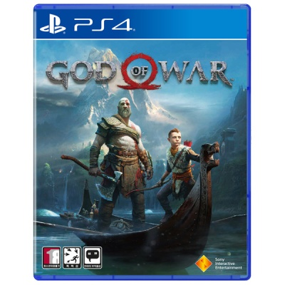 PS4 갓오브워 한글판 GOD OF WAR (오리지널자켓)