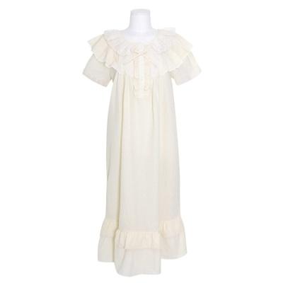 [쿠비카]올록볼록 입체감 원피스 여성잠옷 W781