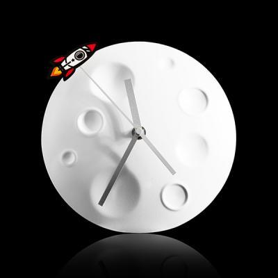 [썩유케이] 로켓문 인테리어 벽걸이 시계