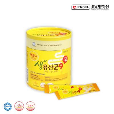 [경남제약] 레모나 생 유산균9C (2g x 50포)