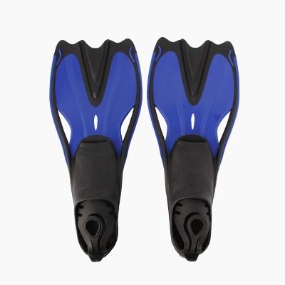 알오마 스피드 고탄력 오리발(블루) (250-255mm)