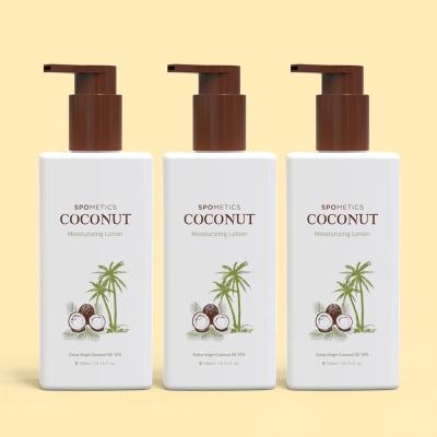 [스포메틱스] 코코넛 모이스춰라이징 로션300ml 3개입