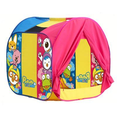 [무료배송][아이보노]뽀로로 침대 텐트