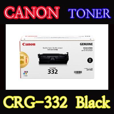 캐논(CANON) 토너 CRG-332 / Black / CRG332 / Cartridge332 / LBP7780CX / LBP7784CX / LBP7786CX