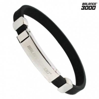 [Balance3000] 발란스3000 올림피아 게르마늄 팔찌-블랙