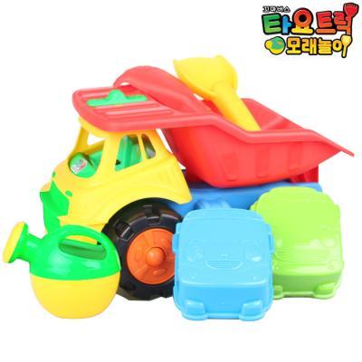 [바니랜드] 꼬마버스 타요 트럭 모래놀이세트