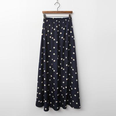 Daisy A-Line Long Skirt