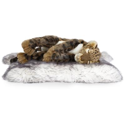 4747번 잠자는 표범 Leopard Cub Printed Sleeping/40*25cm