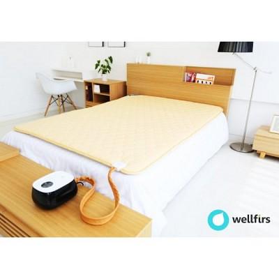 [웰퍼스]스마트 온수매트 양모(싱글)SA-H1361/무소음 자연순환방식 모터/업계유일 전국출장 AS/안드로이드 APP 리모컨