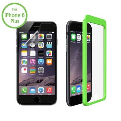 벨킨 아이폰6 플러스 초박형 강화유리 액정보호필름 ExactAlign™ 프레임{F8W616qe}