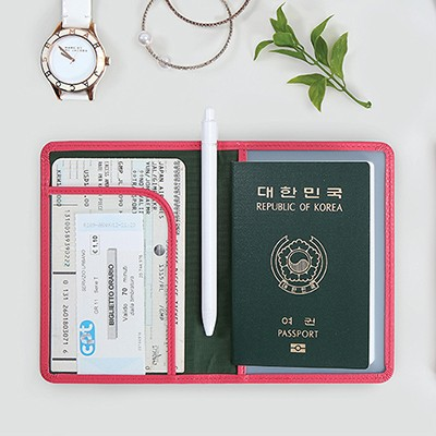 [개인정보보안] CLASSY PLAIN NO SKIMMING PASSPORT MINI